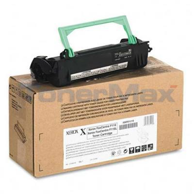 XEROX FAXCENTRE F116 TONER CARTRIDGE BLACK
